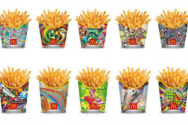 Fry-Boxes